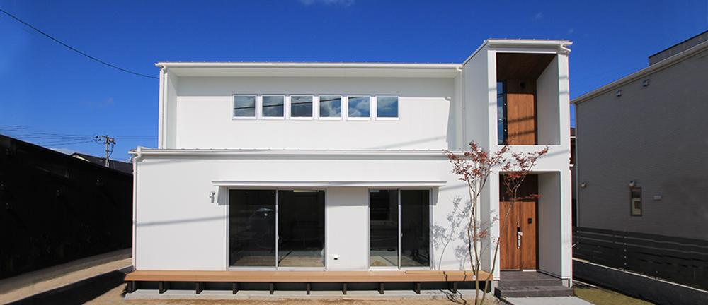 長砂町の家、完成見学会開催します!【受付終了】
